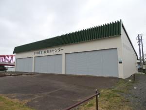 B&G海洋センター艇庫-001